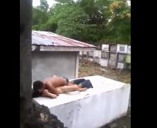 Cementery Sex Scandal