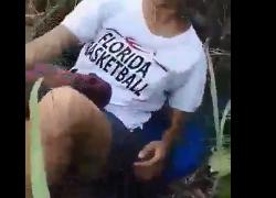 Batangas Student Kantutan sa Gubat