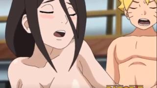Boruto Hentai Fuck Big Penis Sex Girlfriend