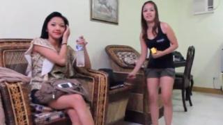 Pinay Nagsama pa ng Tropa para Makantot Cheapasianteans